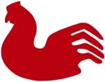 Punainen HAAKANA logo netti